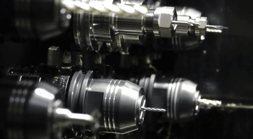 Taladro de mecanizado CNC | Aeroplásticos