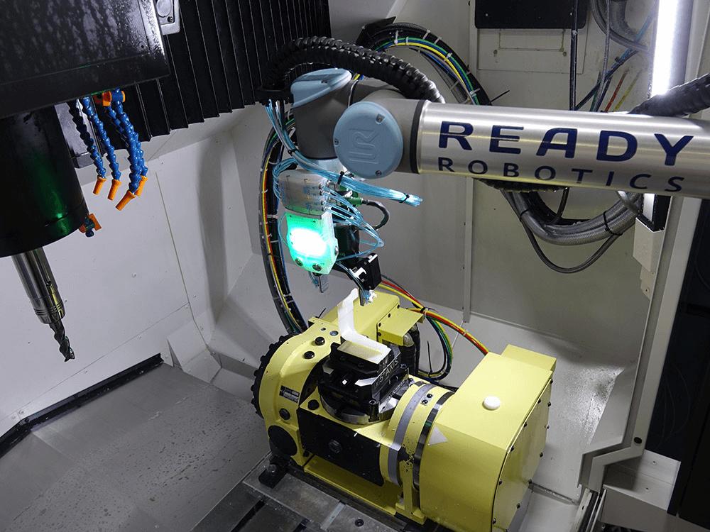 Rapid Resposne Machining Robotics | Aero-Plastics